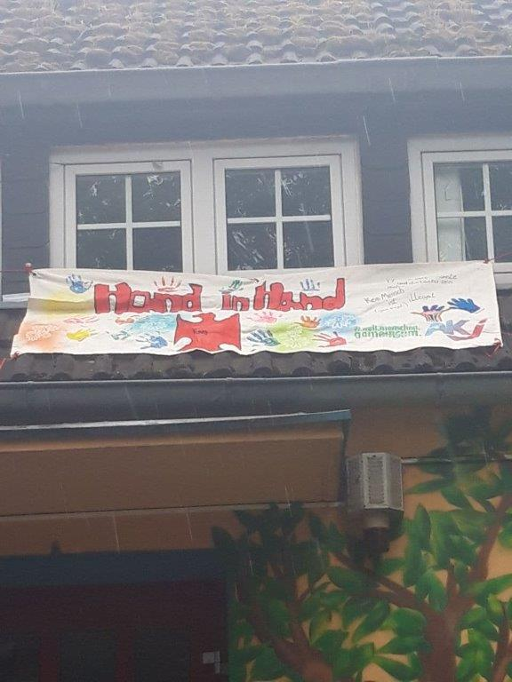 Banner Falken